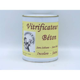 VITRIFICATEUR BETON
