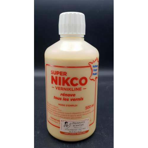 NICKOCLAIR 500 ML